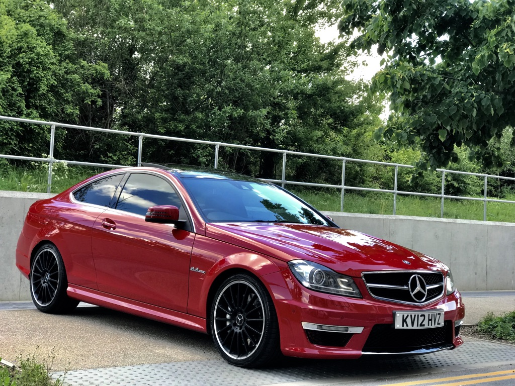 Mercedes-Benz C Class 6.3 C63 AMG Edition 125 7G-Tronic 2dr
