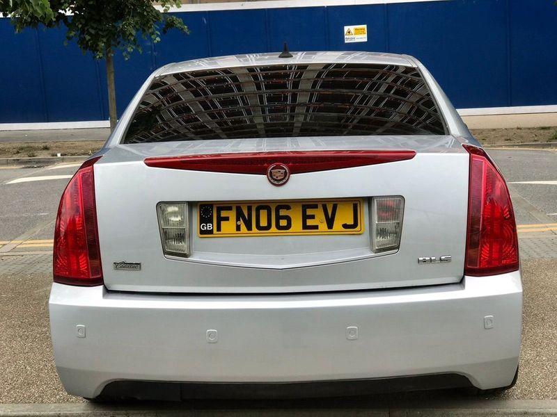 Cadillac BLS 1.9 D Luxury 4dr
