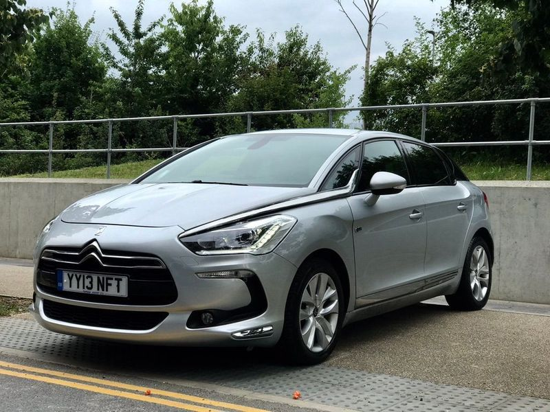 Citroen DS5 2.0 HDi Airdream Hybrid4 DSign 5dr
