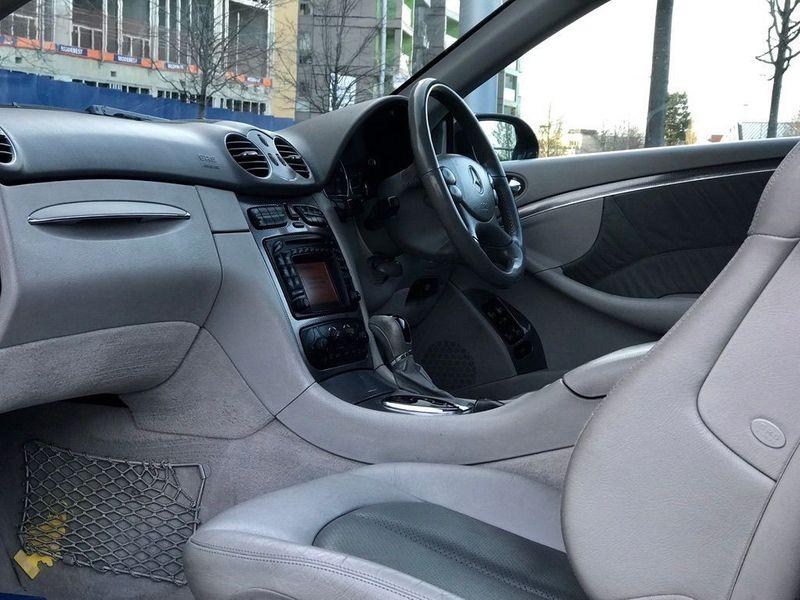 Mercedes-Benz CLK 2.6 CLK240 Avantgarde Cabriolet 2dr