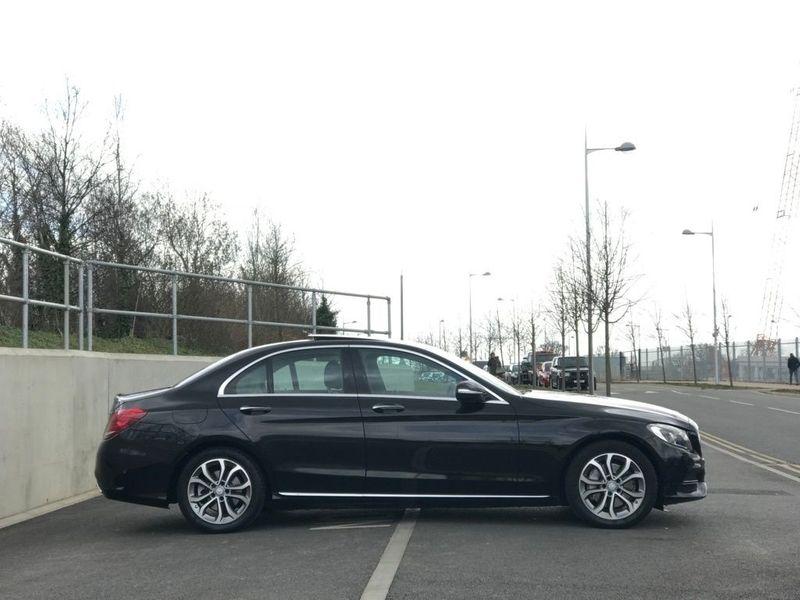 Mercedes-Benz C Class 2.1 C250 CDI BlueTEC Sport 7G-Tronic Plus (s/s) 4dr