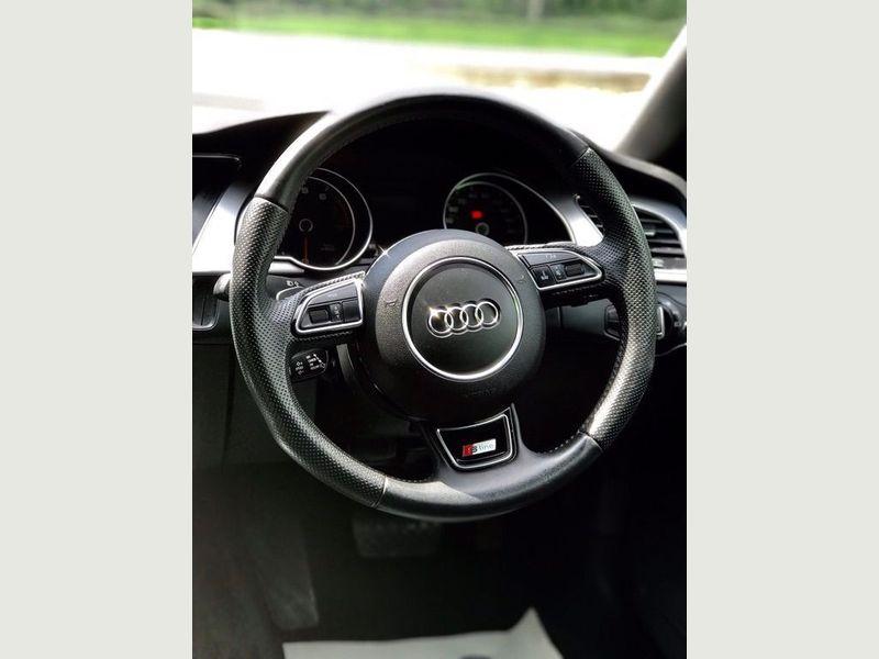 Audi A5 1.8 TFSI S line Coupe 2dr Petrol Multitronic (134 g/km, 168 bhp)