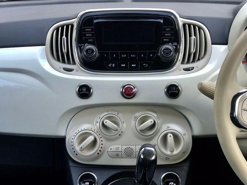 Fiat 500 1.2 8V Pop Dualogic (s/s) 3dr