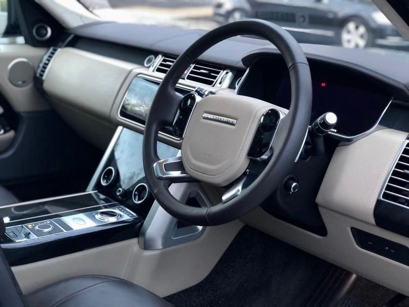 Land Rover Range Rover 5.0 V8 Supercharged Autobiography AWD (s/s) 5dr