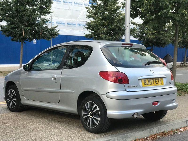 Peugeot 206 1.4 Look 3dr