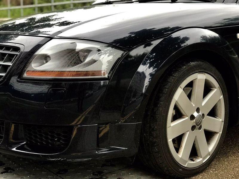 Audi TT 3.2 DSG quattro 3dr